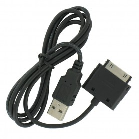 NedRo, 4 in 1 Charge/Sync Set For Iphone 3G/3GS/4 Black 00354, Ac charger, 00354, EtronixCenter.com