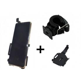 Haicom - Haicom suport telefon pentru Samsung Galaxy S9 HI-514 - Suport telefon pentru biciclete - HI031-SET-CB www.NedRo.ro