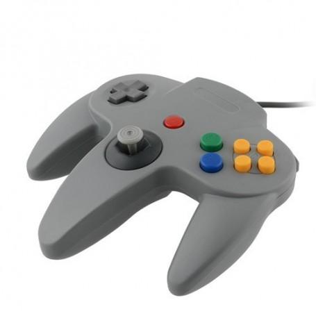 NedRo - Controller voor de Nintendo 64 - Nintendo 64 - YGN001-CB www.NedRo.nl