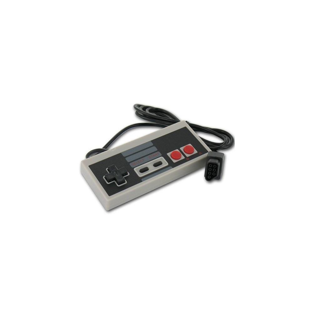 NedRo - Controller bedraad voor de NES YGN101 - Nintendo SNES - YGN101 www.NedRo.nl