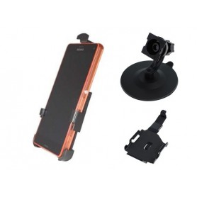 Haicom, Haicom phone holder for Sony Xperia Z3 compact HI-396, Bicycle phone holder, HI036-SET-CB