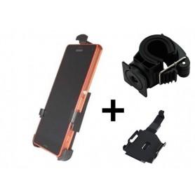 Haicom - Haicom suport telefon pentru Sony Xperia Z3 compact HI-396 - Suport telefon pentru biciclete - HI036-SET-CB www.NedR...