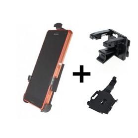 Haicom - Haicom houder voor Sony Xperia Z3 compact HI-396 - Fiets telefoonhouder - HI036-SET-CB www.NedRo.nl