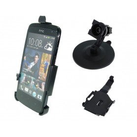 Haicom - Haicom houder voor HTC Desire 500 HI-500 - Fiets telefoonhouder - HI046-SET-CB www.NedRo.nl