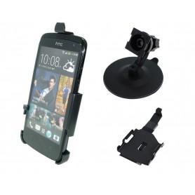 Haicom - Haicom phone holder for HTC Desire 500 HI-500 - Bicycle phone holder - HI046-SET-CB