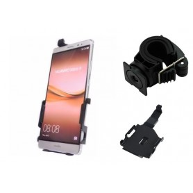 Haicom - Haicom phone holder for Huawei Mate 10 LITE HI-511 - Bicycle phone holder - HI056-SET-CB www.NedRo.us