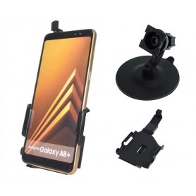 Haicom, Haicom phone holder for Samsung Galaxy A8 Plus HI-513, Bicycle phone holder, HI062-SET-CB