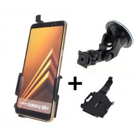 Haicom - Haicom suport telefon pentru Samsung Galaxy A8 Plus HI-513 - Suport telefon pentru biciclete - HI062-SET-CB www.NedR...