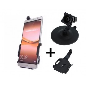 Haicom - Haicom phone holder for Huawei Mate 8 HI-461 - Bicycle phone holder - HI066-SET-CB www.NedRo.us