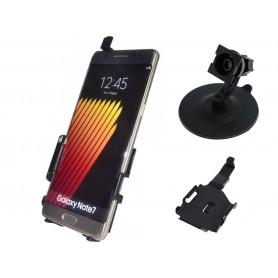 Haicom - Haicom phone holder for Samsung Galaxy Note 7 HI-489 - Bicycle phone holder - HI076-SET-CB