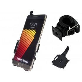 Haicom - Haicom houder voor Samsung Galaxy Note 7 HI-489 - Fiets telefoonhouder - HI076-SET-CB www.NedRo.nl