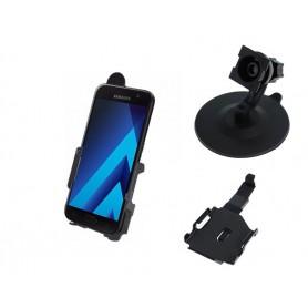 Haicom - Haicom phone holder for Samsung Galaxy A3 (2017) HI-499 - Bicycle phone holder - HI081-SET-CB
