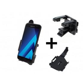 Haicom - Haicom suport telefon pentru Samsung Galaxy A3 (2017) HI-499 - Suport telefon pentru biciclete - HI081-SET-CB www.Ne...