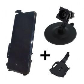 Haicom - Haicom phone holder for Samsung Galaxy S9 Plus HI-515 - Bicycle phone holder - HI086-SET-CB