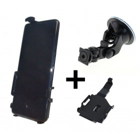 Haicom, Haicom phone holder for Samsung Galaxy S9 Plus HI-515, Bicycle phone holder, HI086-SET-CB