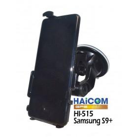 Haicom - Haicom suport telefon pentru Samsung Galaxy S9 Plus HI-515 - Suport telefon pentru biciclete - HI086-SET-CB www.NedR...