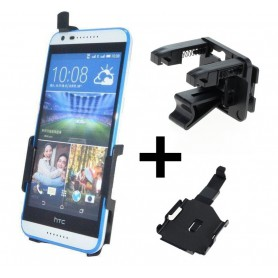 Haicom - Haicom houder voor HTC Desire 516 HI-516 - Fiets telefoonhouder - HI091-SET-CB www.NedRo.nl