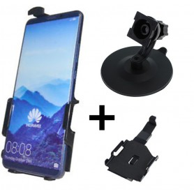 Haicom - Haicom phone holder for Huawei Mate10 Pro HI-510 - Car dashboard phone holder - HI101-SET-CB www.NedRo.us
