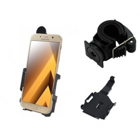 Haicom, Haicom phone holder for Samsung Galaxy A5 HI-465, Bicycle phone holder, HI106-SET-CB