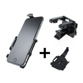 Haicom, Haicom phone holder for Huawei Honor 7X HI-509, Bicycle phone holder, HI111-SET-CB