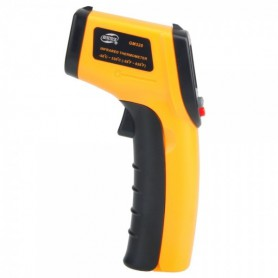 Benetech, BENETECH GM320 LCD Infrarood Thermometer -50-330 TM56, Testapparatuur, AL310, EtronixCenter.com
