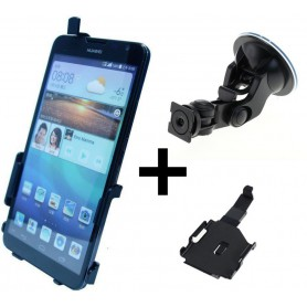Haicom - Haicom phone holder for Huawei Ascend Mate HI-302 - Bicycle phone holder - HI121-SET-CB www.NedRo.us