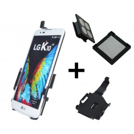 Haicom - Haicom houder voor LG K10 HI-478 - Fiets telefoonhouder - HI126-SET-CB www.NedRo.nl