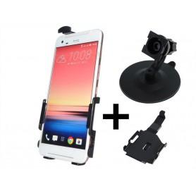 Haicom - Haicom houder voor HTC ONE X9 HI-483 - Fiets telefoonhouder - HI131-SET-CB www.NedRo.nl