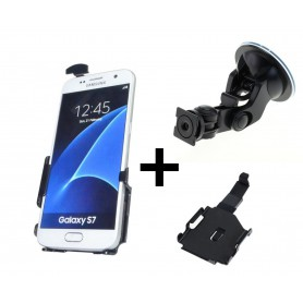 Haicom - Haicom phone holder for Samsung Galaxy S7 HI-462 - Bicycle phone holder - HI136-SET-CB www.NedRo.us