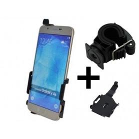 Haicom, Haicom phone holder for Samsung Galaxy A8 HI-521, Bicycle phone holder, HI141-SET-CB