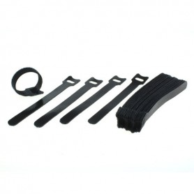 Cable management - Velcro tape 25 pcs 15cm