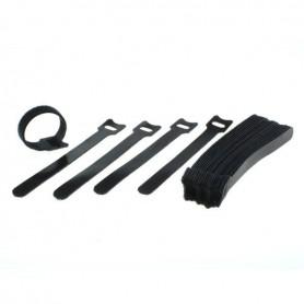 Klittenband voor kabelbeheer 25 stuks 15cm