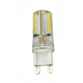 NedRo, 2 x G9 7W Bec cu LED-uri Alb Rece SMD3014 64LED (nereglabil), G9 LED, AL300-7CW-CB, EtronixCenter.com