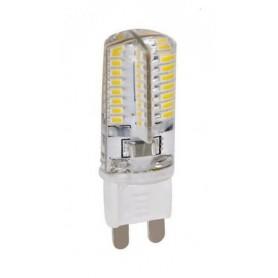 NedRo, 2 x G9 9W Bec cu LED-uri Alb Cald SMD2835 48LED (nereglabil), G9 LED, AL300-9WW-CB, EtronixCenter.com