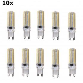 Oem - G9 10W Warm White 96LED SMD3014 LED Lamp - Not dimmable - G9 LED - AL300-10WW-CB