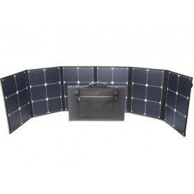 PowerOak - S120 PowerOak Portable Solar Panel 120W/18V - Solar panels and wind turbines - S120 www.NedRo.us