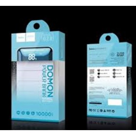 HOCO - HOCO Domon 10000mAh Power Bank 1A/2A cu lanternă - Powerbanks - H60365-CB www.NedRo.ro