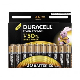 Duracell - Duracell Basic LR6 / AA / R6 / MN 1500 1.5V Alkaline batterij - AA formaat - BS336-CB www.NedRo.nl