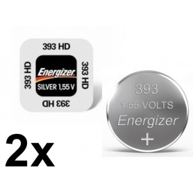 Energizer - Energizer 309/393 1.55V button cell - Button cells - BS211-CB