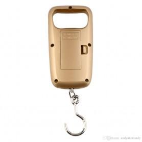 NedRo - Cantar digital cu carlig pentru bagaje până la 50kg - Cantare digitale - AL317-CB www.NedRo.ro