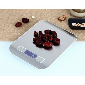 NedRo - Cântar de bucatarie digitală de precizie - până la 5000g 5 kg - Cantare digitale - AL318-CB www.NedRo.ro