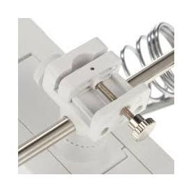 NedRo, Vergrootglas Loep 3x en 4.5x Zoom Soldeer Houder Met LED Lamp, Loepen en Microscopen, AL322-CB, EtronixCenter.com