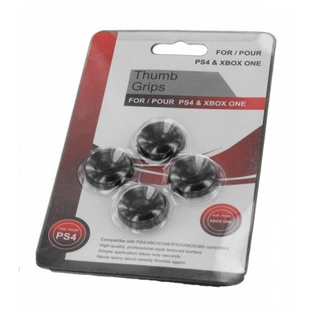 NedRo - 4x Thumbgrips voor PS3 PS4 Xbox 360 Xbox One YGP455 - PlayStation 3 - YGP455 www.NedRo.nl