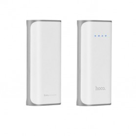 HOCO, HOCO 5200mAh Powerbank B21-5200 Tiny Concave 5V/1A, Powerbanks, H60735-CB, EtronixCenter.com
