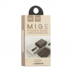 HOCO - HOCO Mige 10000mAh B20 Powerbank 5V/2.1A - Powerbanks - H100242-CB www.NedRo.us