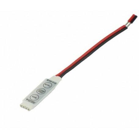 NedRo - RGB LED Mini Touch Controller Draad AL081 - LED Accessoires - AL081 www.NedRo.nl