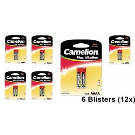 Camelion - Camelion Plus AAAA MX2500 E96 LR8D425 MN2500 - Other formats - BS340-CB www.NedRo.us