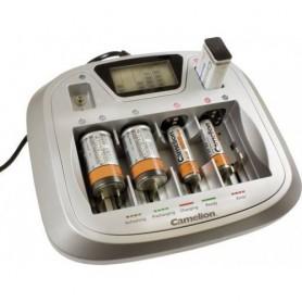 Camelion - Camelion CM-3298 9V AA AAA C D încărcător rapid baterii - Încărcătoare de baterii - CM-3298 www.NedRo.ro