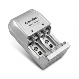 Camelion - Camelion BC-0904S 9V AA AAA EU-Plug Battery Charger - Battery chargers - BC-0904S www.NedRo.us