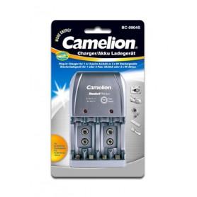Camelion - Camelion BC-0904S 9V AA AAA încărcător baterii - Încărcătoare de baterii - BC-0904S www.NedRo.ro